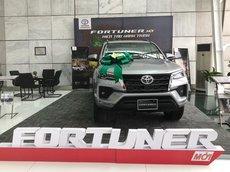 Bán Toyota Fortuner 2021 ưu đãi khủng giao ngay, giá chỉ từ 995 triệu