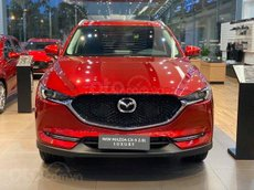 Mazda CX5 giá cực tốt giảm ngay 20tr tiền mặt, tặng phụ kiện đi kèm - chỉ 269tr nhận xe ngay - góp lãi suất thấp