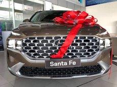 [Siêu hot] Hyundai Santa Fe 2021 xăng giảm giá sụt sàn, hỗ trợ mùa dịch