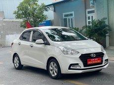 Cần bán xe Hyundai Grand i10 đời 2018, màu trắng số sàn, 315 triệu