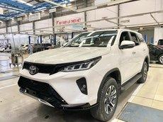 Fortuner 2021 mới giao ngay tại Toyota An Sương, Q12 TP HCM