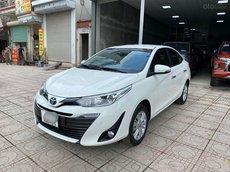 Cần bán xe Toyota Vios 1.5G năm sản xuất 2020, siêu lướt, giá tốt