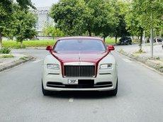 Bán Rolls Royce Wraith 6.6 V12 sản xuất 2014, đăng ký lần đầu 2018 như mới