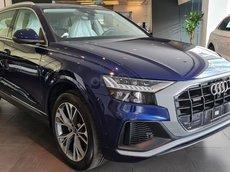 [Audi TP. HCM] Xe Audi Q8 Sline đời mới 2021, hỗ trợ vay ngân hàng lãi suất cực ưu đãi, hỗ trợ lái thử