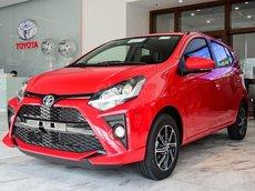 Toyota Vinh - Nghệ An bán xe Wigo giá rẻ nhất Nghệ An, hỗ trợ trả góp 80% lãi suất thấp