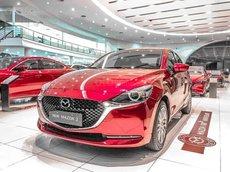 [Hòa Bình] Mazda 2 2021, siêu khuyến mãi mùa covid, tặng bảo hiểm vật chất, đủ màu, giao xe ngay có đủ màu