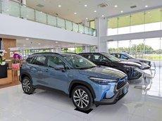 Toyota Corolla Cross 2021 - Sẵn giao ngay