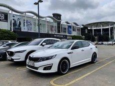 Bán ô tô Kia K5 năm sản xuất 2015, màu trắng, nhập khẩu