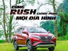 Toyota Rush mẫu mới 2021, giá cực tốt, cực nhiều ưu đãi, giảm giá sốc chào hè cực vui
