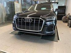 All New Audi Q7 2021, xe nhập khẩu, hỗ trợ bank kèm ưu đãi lớn nhất năm