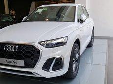[Audi TP. HCM] Audi Q5 sline 2021 nhập khẩu, ưu đãi lớn, giao xe ngay