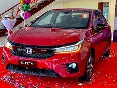 Honda City 2021 sẵn xe đủ màu giao ngay, tặng tiền mặt, bảo hiểm, phụ kiện lên đến 40tr đồng - hỗ trợ vay 80%