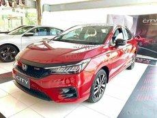 Hà Giang - Honda City 2021 - tặng tiền mặt, bảo hiểm, phụ kiện lên đến 50tr đồng - hỗ trợ vay 80%, sẵn xe đủ màu giao ngay