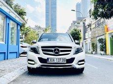Mercedes GLK250 đời 2014, màu trắng cực đẹp giá rẻ