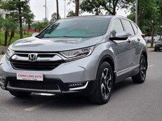 Bán Honda CR V đời 2018, màu bạc, nhập khẩu nguyên chiếc, giá tốt