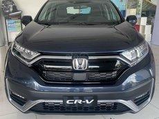 Honda CR-V Sensing 2021 hỗ trợ vay trả góp, xe có sẵn giao ngay