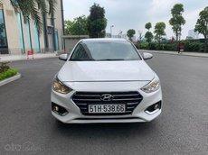 Bán ô tô Hyundai Accent 1.4MT sản xuất năm 2019, màu trắng