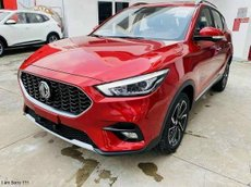 MG ZS Thái Lan giá sốc chỉ 75tr nhận xe - giảm tiền mặt, tặng phụ kiện chính hãng - góp lãi suất ưu đãi