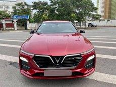 Chính chủ nhượng lại xe ô tô Vinfast LUX A Plus 2.0L SX 2020 biển Hà Nội, xe cự giữ gìn và mới, lăn bánh 21000 km