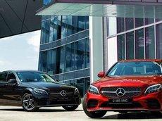 Mercedes-Benz C180 AMG new 2021 - xe giao ngay - đủ màu - tặng gói bảo hiểm cao cấp trọn vẹn cho 1 năm