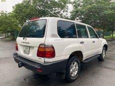 Bán ô tô Toyota Land Cruiser đời 1998, màu trắng, xe nhập, giá chỉ 320 triệu