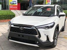 Cần bán xe Toyota Corolla Cross 2021, màu trắng