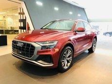 Ưu đãi lớn Audi Q8 đời mới 2021 ưu đãi hấp dẫn, hỗ trợ giao xe ngay, bank lãi suất thấp