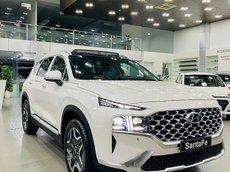[Hyundai Santa Fe 2021] trả góp 85% giá trị xe - lãi suất cố định 7.5%/năm