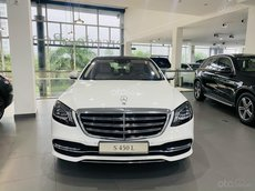 S-Class xe Mercedes-Benz S450 mâm mới, thông số, giá lăn bánh, khuyến mãi 50% trước bạ tháng 09/2021