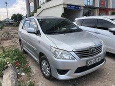 Bán Toyota Innova E sản xuất năm 2013 số sàn