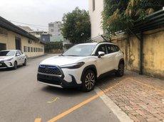 Sở hữu Toyota Corolla Cross 2021 sớm nhất với giá siêu ưu đãi, khuyến mãi tiền mặt, phụ kiện chính hãng, giao ngay