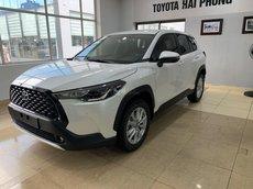 [Cam kết giá tốt nhất miền Bắc] Toyota Cross 1.8G AT 2021, trả trước 220tr, tặng 10 món phụ kiện, giao xe ngay