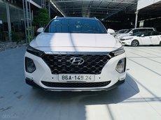 Xe Hyundai Santa Fe sản xuất năm 2020, xe cực mới, odo chuẩn 8.000km, bao test hãng, có trả góp