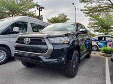 Bán Toyota Hilux đời 2021, màu đen, nhập khẩu, 674 triệu
