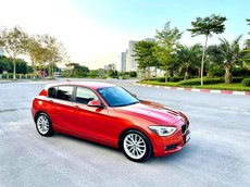 Cần bán gấp BMW 116i đời 2013, màu đỏ, nhập khẩu