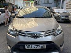 Cần bán gấp Toyota Vios G năm sản xuất 2015, giá 398tr máy zin 100%