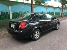 Bán Daewoo Lacetti EX 1.6MT sx 2010, màu đen, giá chỉ 165 triệu xe chay 50.000km