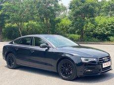 Cần bán xe Audi A5 Sportback màu xanh đen