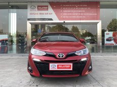 Cần bán xe Toyota Yaris G 2019 Thái Lan - tự động - GĐ HCM đi 20.000km