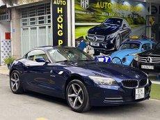Cần bán BMW Z4 năm sản xuất 2009, màu xanh lam, xe nhập còn mới