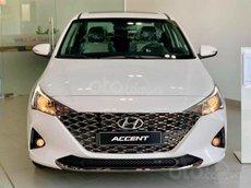 [Huyndai Miền Bắc] Hyundai Accent chỉ 120tr - ưu đãi 20tr tiền mặt + gói phụ kiện - góp lãi suất thấp - giao xe tận nhà