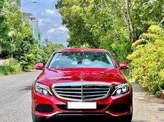 Cần bán lại xe Mercedes C250 sx 2018 đời 2019, màu đỏ