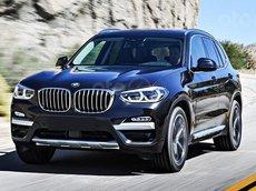 [BMW Miền Bắc] BMW X3 2021 đủ tất cả các phiên bản xe giao ngay, hỗ trợ 85% giá trị xe