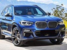 [Xe giao toàn quốc] BMW X3 2021 đủ tất cả các phiên bản xe giao ngay, hỗ trợ 85% giá trị xe
