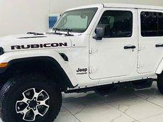 Cần bán gấp Jeep Wrangler năm sản xuất 2020, màu trắng, nhập khẩu nguyên chiếc còn mới