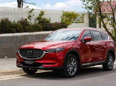 Mazda Vinh - CX8 giá tốt nhất thị trường - ưu đãi cực khủng trong tháng 6