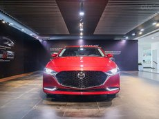 Mazda Hà Nội - All New Mazda 3 2021, nhận xe chỉ với 160 triệu, tặng BHTV, giao xe 24/24