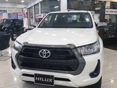 Toyota Nam Định bán Toyota Hilux 2021, chỉ 160tr nhận xe, ưu đãi lớn, trả góp tối đa 80%, lãi cực thấp