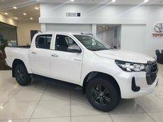 Toyota Nam Định bán Toyota Hilux 2021, chỉ 160 tr nhận xe, ưu đãi lớn, trả góp tối đa 80%, lãi cực thấp