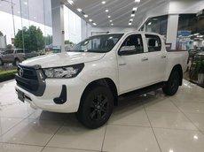 Toyota Thái Bình bán Toyota Hilux 2021, chỉ 160 tr nhận xe, ưu đãi lớn, trả góp tối đa 80%, lãi cực thấp